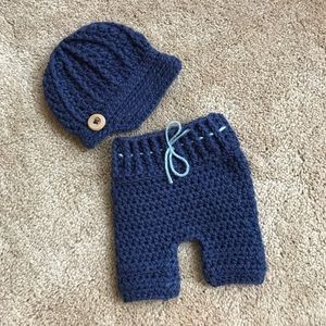 Newborn Baby Boy Outfit