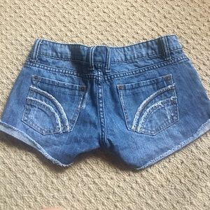 Spare Shorts - Spare Jean shorts; size 3