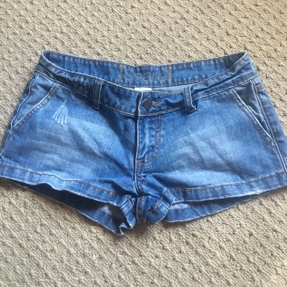 Spare Pants - Spare Jean shorts ; size 7