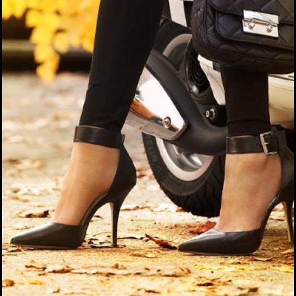 Michael Kors Brinkley Ankle Strap Heels