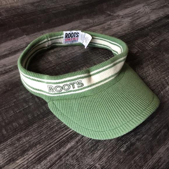 Roots Canada Accessories - Roots Athletics Cotton Visor