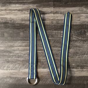 Jcrew Grosgrain Ribbon Belt