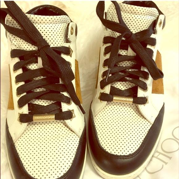 Jimmy Choo Shoes Cheryl Only Tennis Lv B Poshmark
