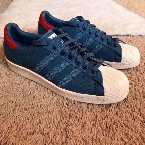 quality design df4fc 30d0a adidas Other - Adidas Superstar 80S Animal Oddity Shoes