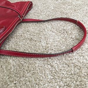 Coach Bags - Red Coach purse