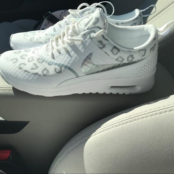 50% off nike air max thea white leopard 5cdb9 03305