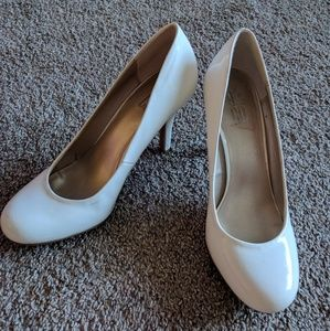 Shoes - Whites high heels