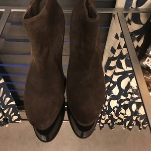 Michael by Michael Kors wedge boots.. final price