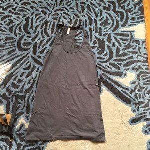 American Apparel Razorback Dress