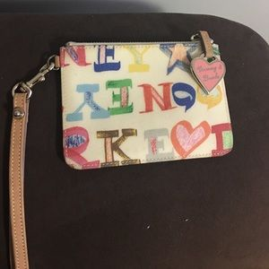 Dooney & Burke small wristlet