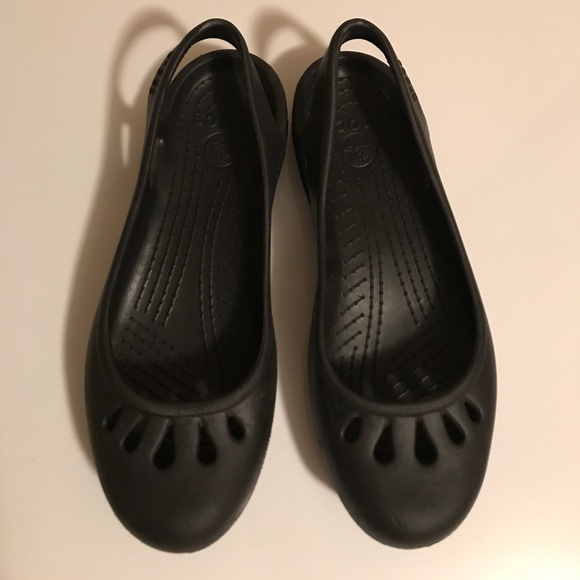 62311b58bb CROCS Shoes | Womens Kadee Work Flats | Poshmark