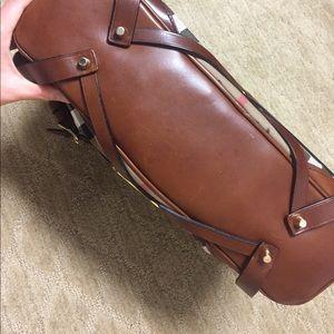 1591ad28e415 Burberry Bags - Burberry  Bridle  Hobo Bag in Cognac
