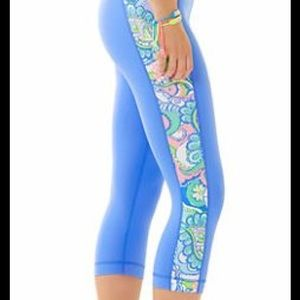 Lilly Pulitzer Yoga Pants