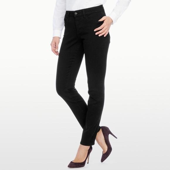 NYDJ - NWOT NYDJ ALINA Black Legging stretch jeans from ...