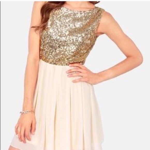 71fe8551b Alythea Dresses | Nwt Highlow Rise Sequin Dress | Poshmark