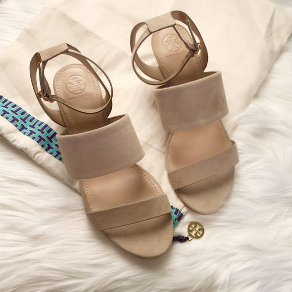 0e512d95bed New Tory Burch North Wedge Sandal
