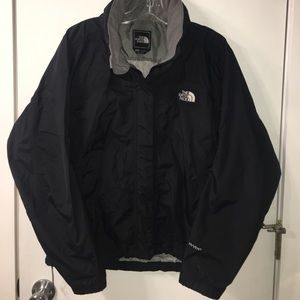 NorthFace Jacket with Detachable Hood