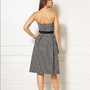New York & Company Dresses - Strapless Flirty Number