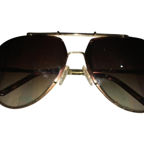 b9c406683b7 Dolce   Gabbana Other - Gold Rim