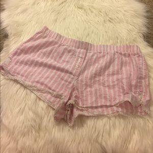 SUPER CUTE victoria's secret shorts size M