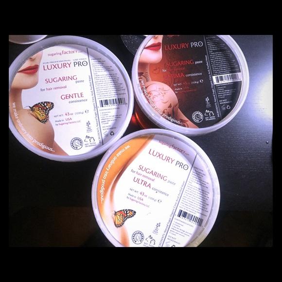 Professional Sugaring Paste Starter kit wholesale