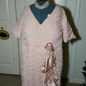BOGO- FREE Curvy Size Formal Gown