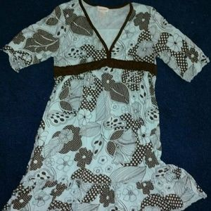 Limited too tunic, dress, 14