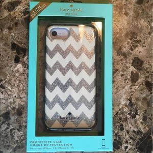 New Kate Spade iPhone Case 6, 6s, 7, 8 iPhone Case