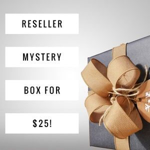 •Reseller Mystery Box - 6+ items •