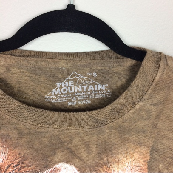The Mountain Tops - The Mountain Giraffe tee shirt
