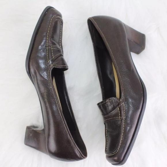 Liz Claiborne Flex Shoes Brown