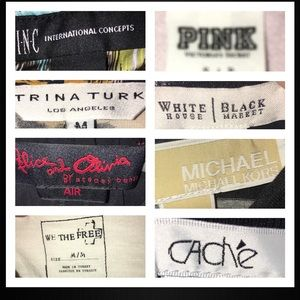 Mixed name brands, mall, macys, more. Other - Mystery Boxes! Great for you or to resell $$$