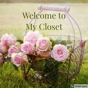 Hello and welcome to my closet!