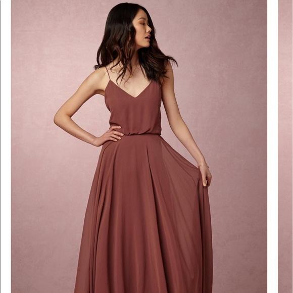 dc4386381bdb Jenny Yoo Dresses | Bhldn Inesse Dress | Poshmark