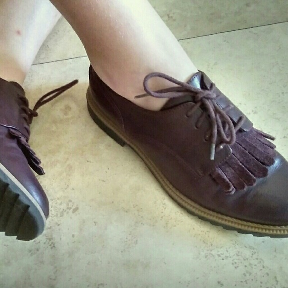 8b2c240ca45 ❤HP❤ Clarks Griffin Mabel Oxford (Leather)