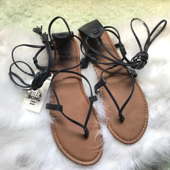 702ba89a0 Billa Bong strappy sandal size 9 new