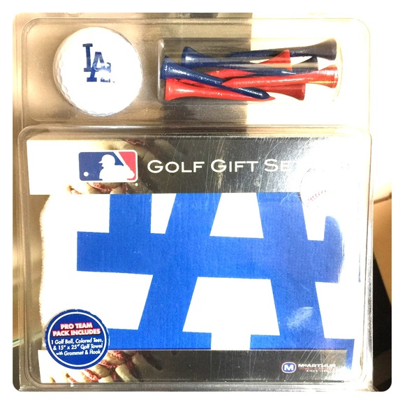 Fore! A Dodger Fan, Golf Lover's Gift set