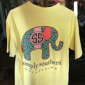 Tops - Simply southern T shirt