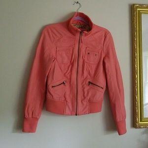 Jackets & Blazers - CI SANO BY CAVALINI PINK JACKETS