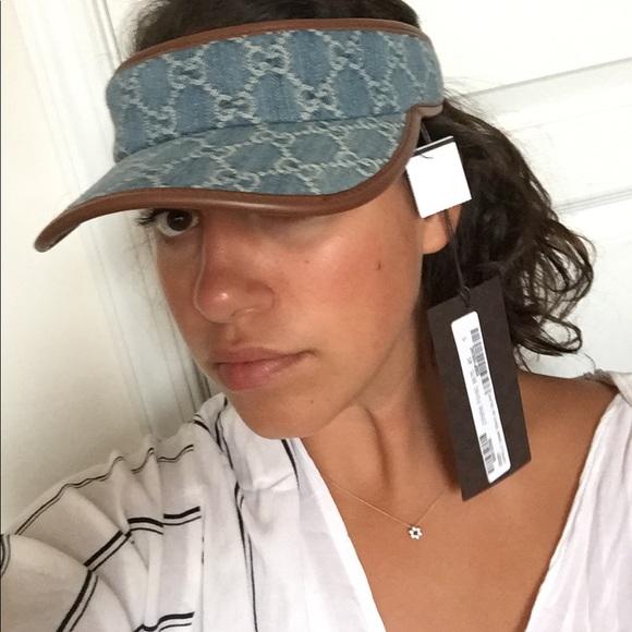 a31dc585a15 Gucci Accessories - Authentic Gucci visor