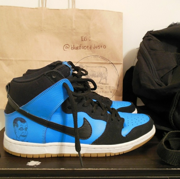 Chuckie Nike Shoes