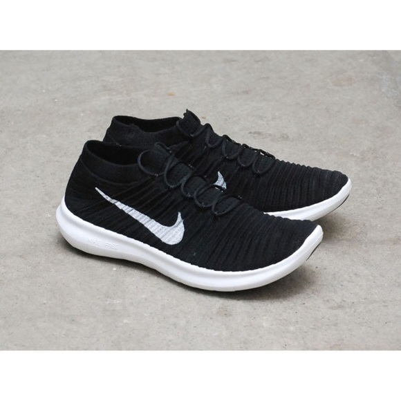 Nike Shoes Womens Free Rn Motion Flyknit Sneakers Poshmark