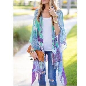 Tops - LAST ONE! Gorgeous Summer Kimono 💕