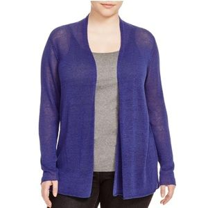 Eileen Fisher // Open Cardigan