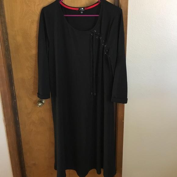 Cable Gauge Dresses Cable Gauge Worn Once Black Dress Size Large