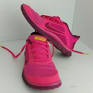 8e8395d47f4 NIKE Shoes - NIKE FREE 4.0 V3 LIVESTRONG WOMEN SHOES