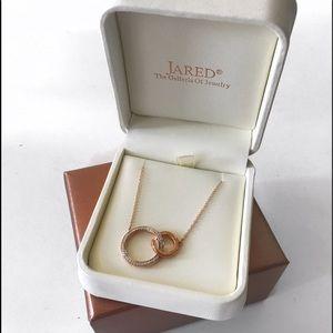 Jared Diamonds Jewelry Diamond Miracle Links Necklace By Jared