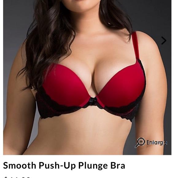 ae8f3eb6a5 Size 40DD Torrid BNWT push up plunge bra