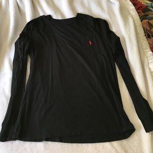 Ralph Lauren Polo long sleeved pocket tee