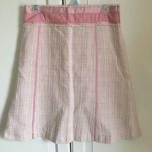 Pink Zara women skirt. Size 6